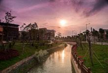 番禺校區景色